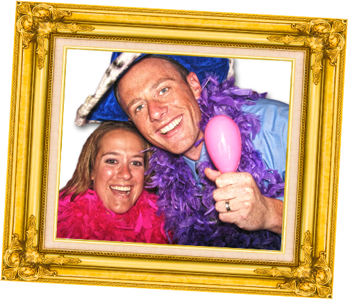 Birthday Party Fun with A Plus Photo Booths.