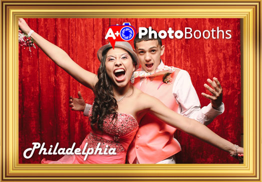 A Plus Photo-booths for the best Prom in Philadelphia
