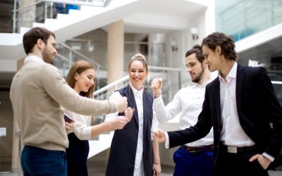 5 Corporate Team-Building Ideas